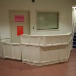 Eickhoff Hall Front Desk