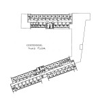 Centennial Hall Floorplan
