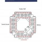 Eickhoff Hall Floorplan