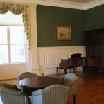 Allen Hall Drawing Room