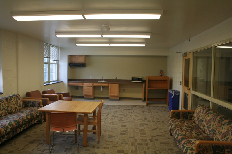 Decker Hall Residential Education And Housing