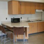 Hausdoerffer & Phelps Hall Apartment Kitchen