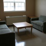 Hausdoerffer & Phelps Hall Apartment Living Area