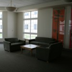 Hausdoerffer & Phelps Hall Main Lounge