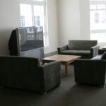 Hausdoerffer & Phelps Hall Main Lounge