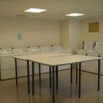 Hausdoerffer & Phelps Hall Washer/Dryer Room