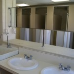 Centennial Hall Communal Bathroom