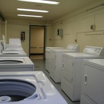 Centennial Hall Washer/Dryer Room