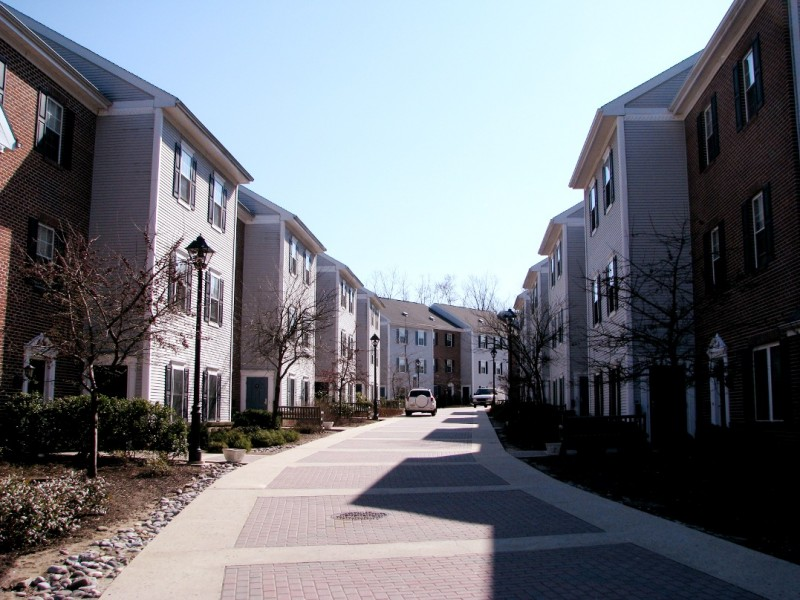 Townhouses South Residential Education And Housing