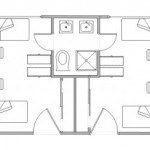 Decker Hall Room Floorplan