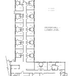 Decker Hall Floorplan