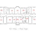 Ely Hall Floorplan