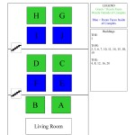 Townhouses Building Floorplan (D)