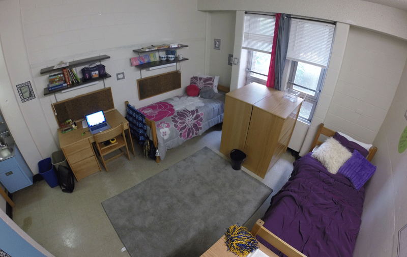Travers Amp Wolfe Hall Residential Education And Housing
